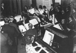 Cercle Choral et Instrumental Mixte Tutti Juvenes de Dour