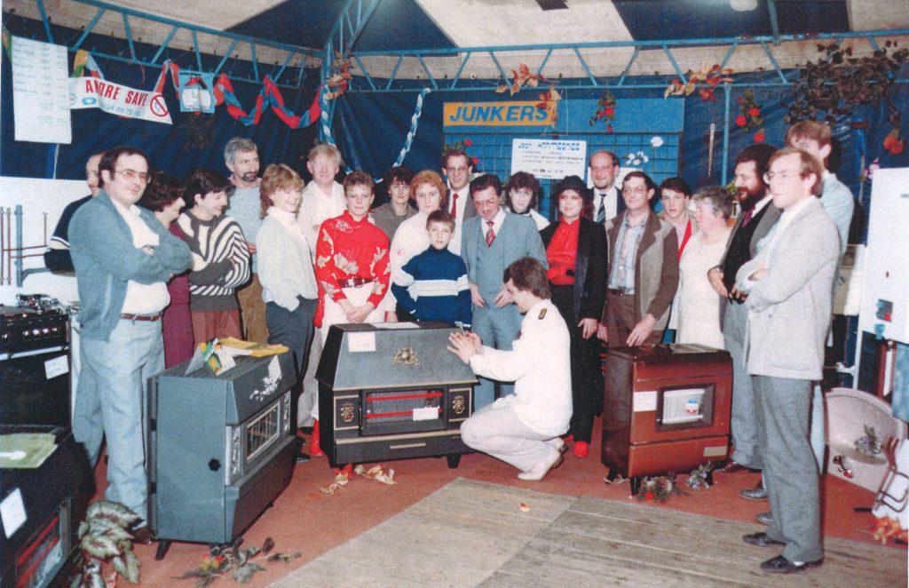 ACAD en 1985
