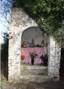 Chapelle Notre-Dame de Lourdes au Cadet à Petit-Dour