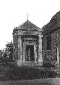 Chapelle Notre-Dame des 7 douleurs de Blaugies / Monument Bouvez