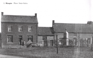 Chapelle Saint-Aubin de Blaugies