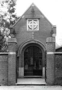 Chapelle du Bon Dieu de Pitié d'Elouges