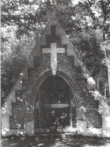 Chapelle du Sacré Coeur du Coron de Blaugies