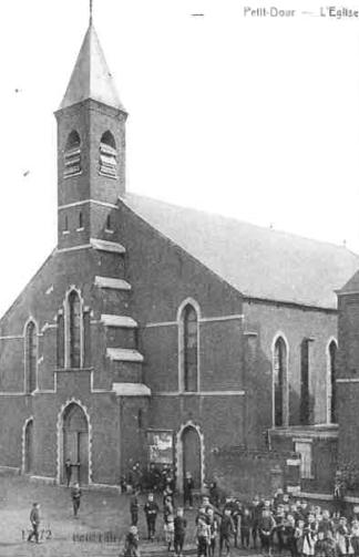 Eglise Saint-Joseph de Petit-Dour