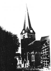 Eglise Saint-Victor de Dour