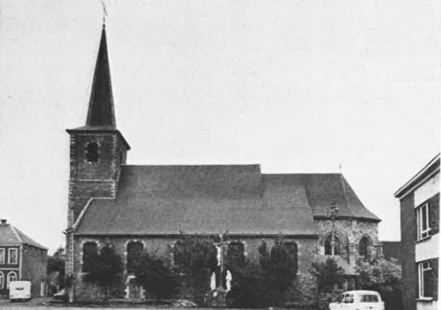 Eglise paroissiale Saint-Aubin de Blaugies 2