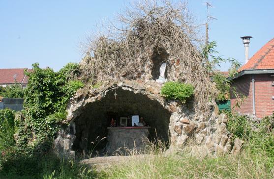 Grotte Notre-Dame de Lourdes de Wihéries