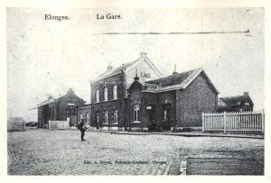 Gare d'Elouges