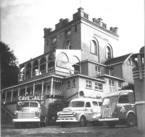 Hostellerie du Belvédère de Dour