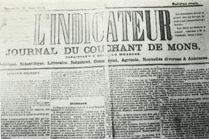 Journal L'Indicateur de Dour