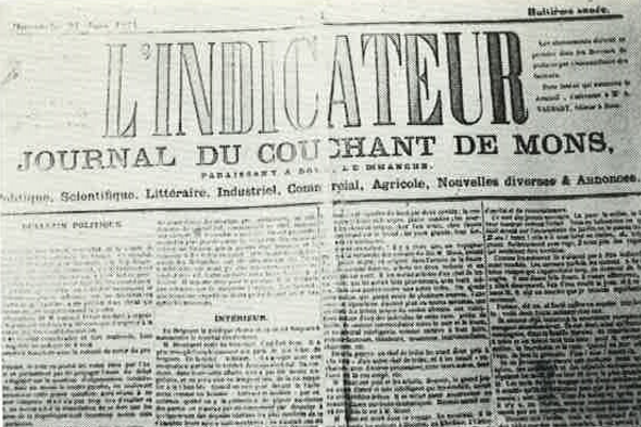 Journal L'Indicateur de Dour