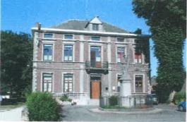 Maison communale de Wihéries