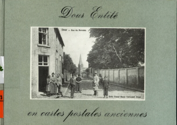 Bourlard Edouard - Dour Entité en cartes postales anciennes