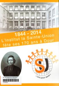 Manu Bortolin : Institut de la Sainte-Union : catalogue d'exposition