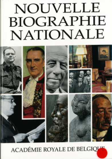Nouvelle Biographie Nationale