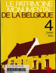 Patrimoine monumental de la Belgique