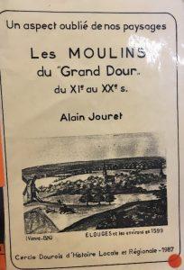 Alain Jouret - Les moulins du Grand Dour du XIe au XXe siècle