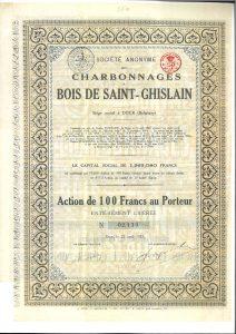 Charbonnage du Bois de Saint-Ghislain