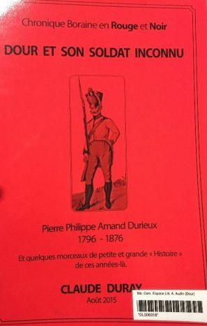 Claude Duray - Dour et son soldat inconnu