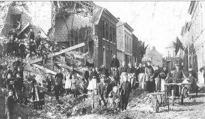 Dour en 1914-1918