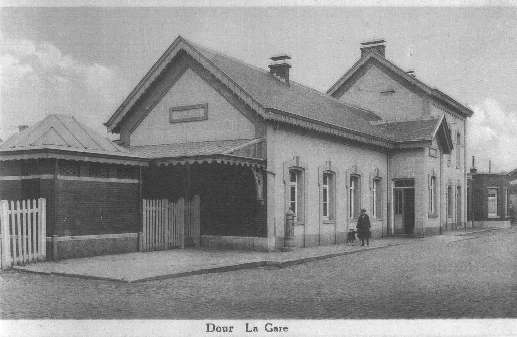 Gare de Dour