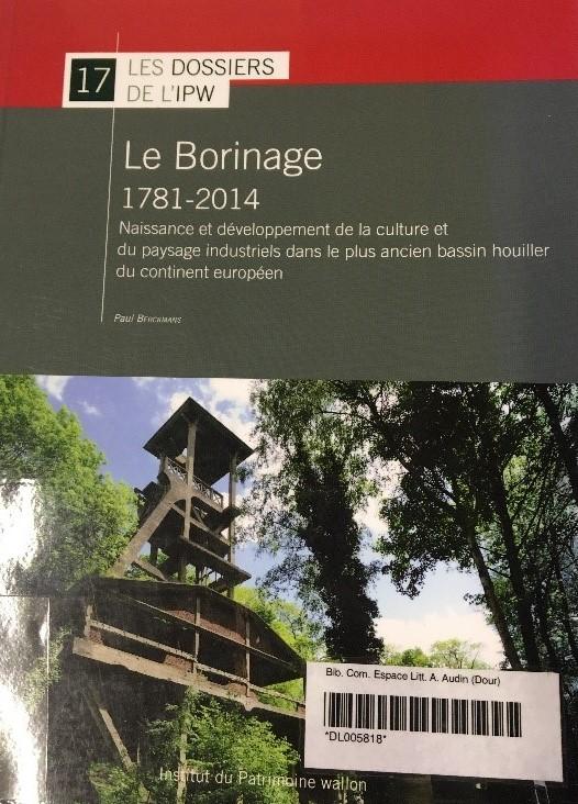 Paul Berckmans - Le Borinage 1781-2014