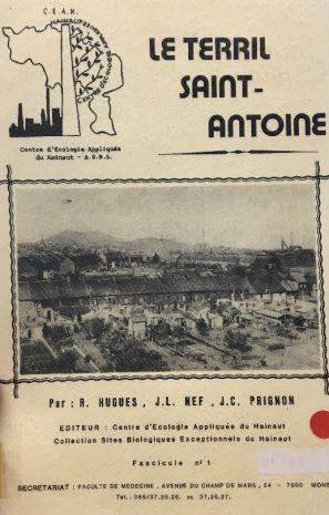 R. Hugues, J.L. Nef et J.C. Prignon - Le terril Saint-Antoine