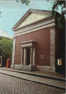 Temple protestant de Dour