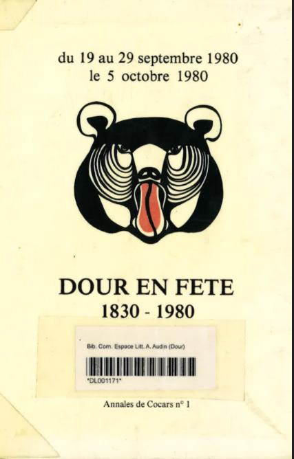 Dour en fête 1830-1980