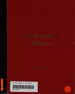 K. Dubuisson - Les sobriquets de Wihéries
