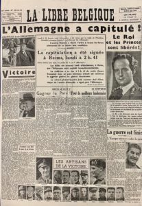 8 mai 1945 - Capitulation de l'Allemagne