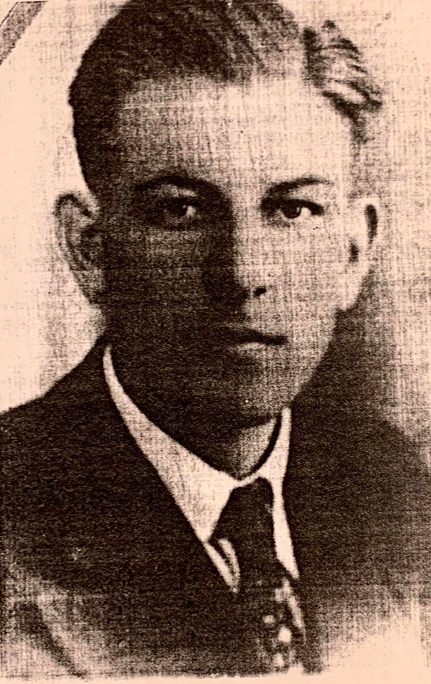 L'Elougeois Victor Caudron