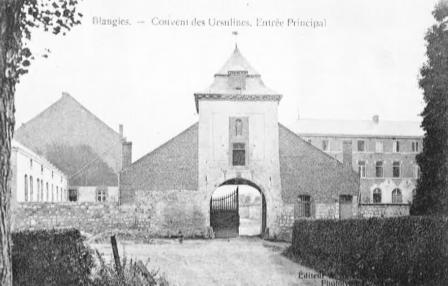 Château de Blaugies