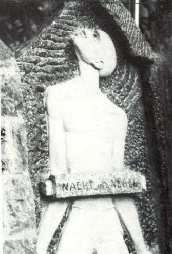 Mémorial à la mémoire des prisonniers politiques à Dour