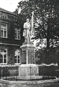 Monument aux morts de Wihéries