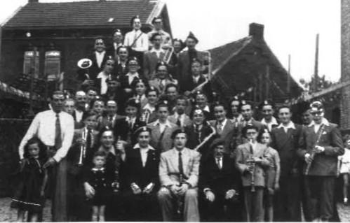 "Orchestre ""Les Juniors"" de Wihéries"