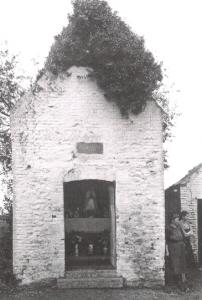 Chapelle Notre-Dame de Tongres à Blaugies