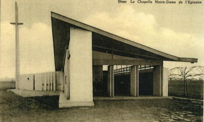 Chapelle Notre-Dame de l'Epinette à Dour