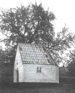 Chapelle Notre-Dame du Bon Remède à Blaugies