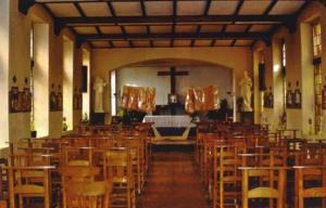 Chapelle Saint-Joseph à Trichères à Dour