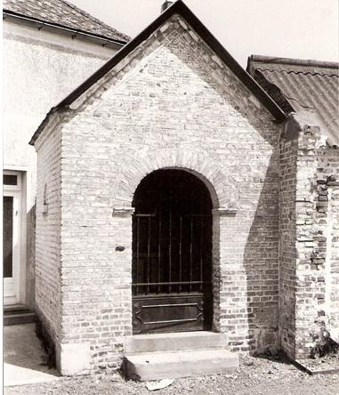 Chapelle Saint-Roch de Wihéries