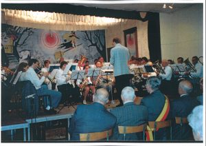 Fanfare communale de Blaugies