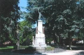 Monument aux morts de Dour