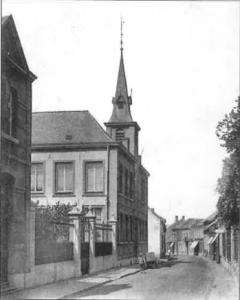 Ecole Notre-Dame de la Sainte-Union à Dour