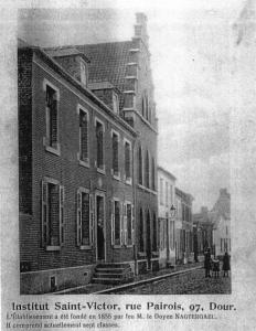 Institut Saint-Victor de Dour