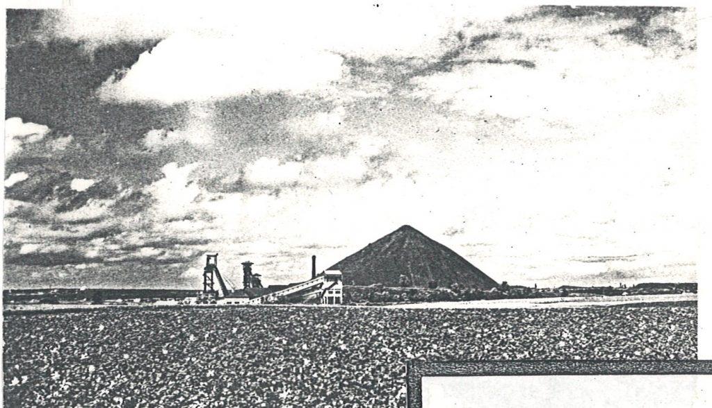 Site du charbonnage du Longterne à Dour
