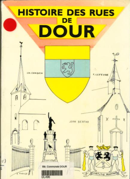Cambier Charles - Histoire de Dour
