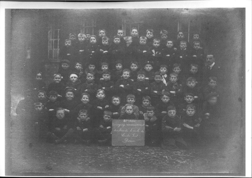 Ecole de Moranfayt à Dour
