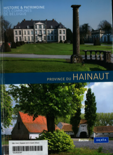 Histoire et patrimoine des communes de Belgique