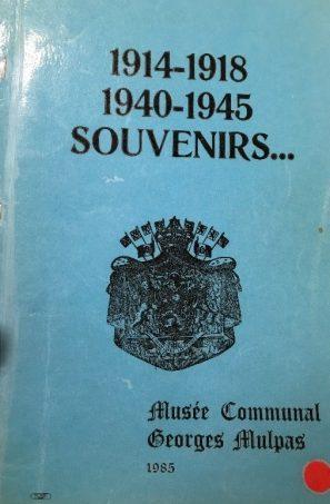 1914-1918 - 1940-1945